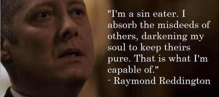 Raymond Reddington – Words of a Ramadan Addict